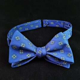 Silk Butterfly (Royal Blue)