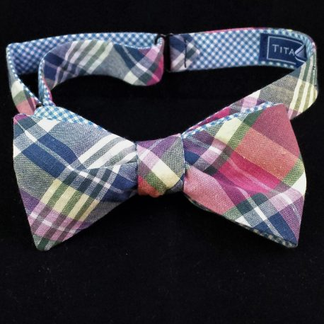 madras check bw front