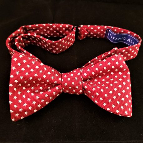 red stars bf tied