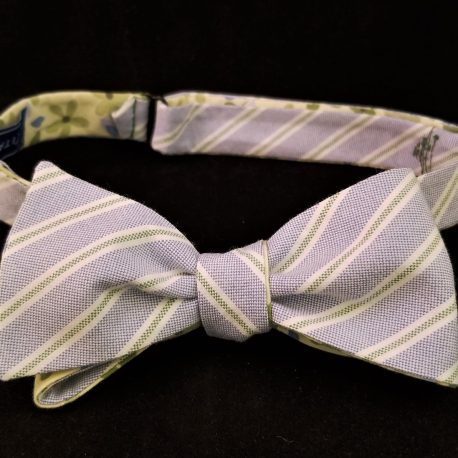 oxford stripe tied
